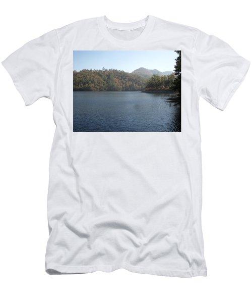 Smokies 14 Men's T-Shirt (Slim Fit) by Val Oconnor
