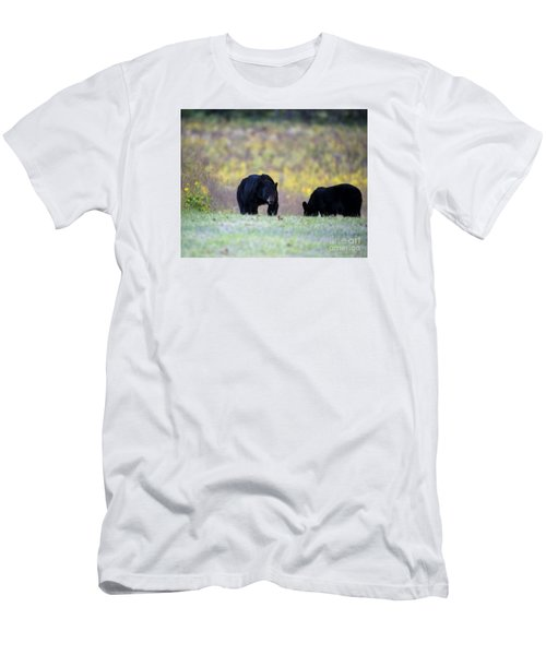 Smoky Mountain Black Bears Men's T-Shirt (Athletic Fit)