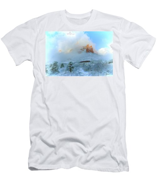 Snow 07-104 Men's T-Shirt (Athletic Fit)