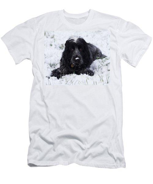 Snow Cocker Men's T-Shirt (Athletic Fit)