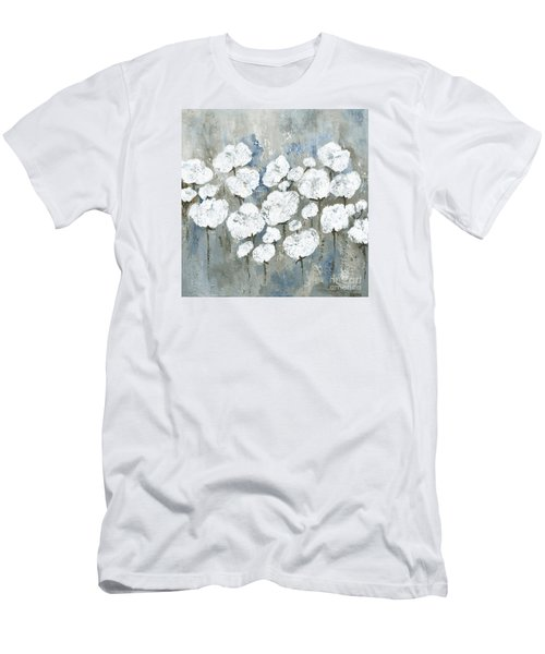 Snowy Mississippi Summer Men's T-Shirt (Slim Fit) by Kirsten Reed