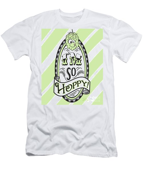 So Hoppy Men's T-Shirt (Athletic Fit)
