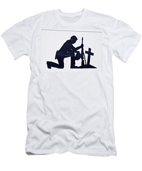So Sad Men's T-Shirt (Athletic Fit)