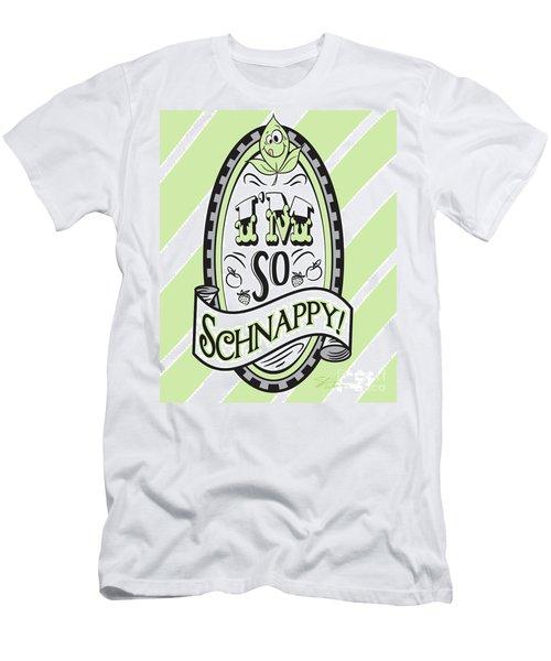 So Schnappy Men's T-Shirt (Athletic Fit)