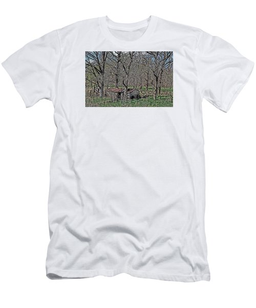 Somewhere In Missouri 2 Men's T-Shirt (Athletic Fit)