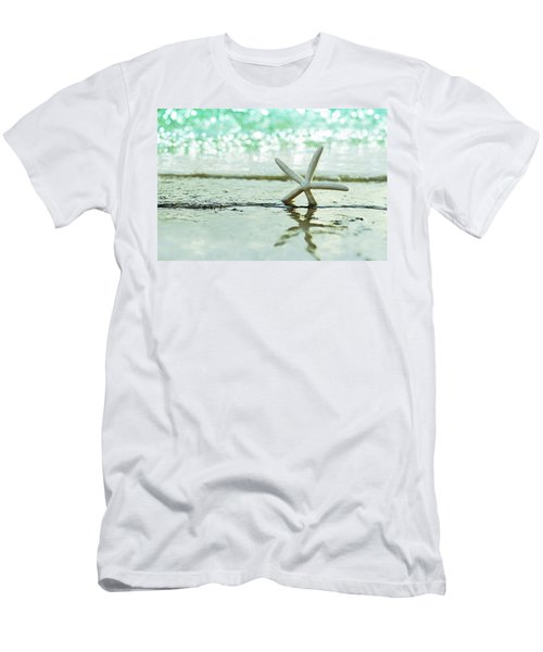 Somewhere You Feel Free Men's T-Shirt (Athletic Fit)