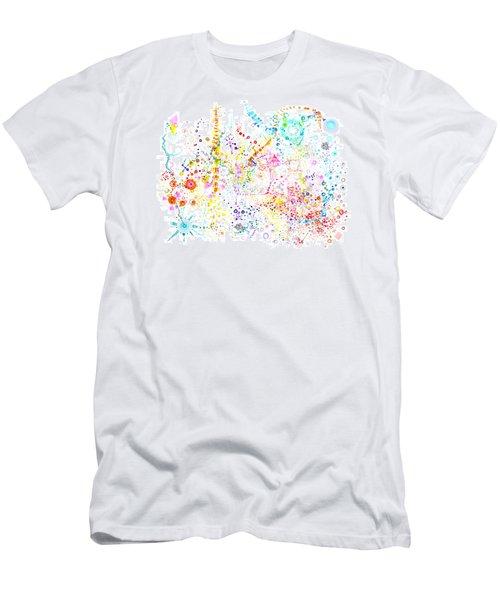Sounding The Void Men's T-Shirt (Athletic Fit)