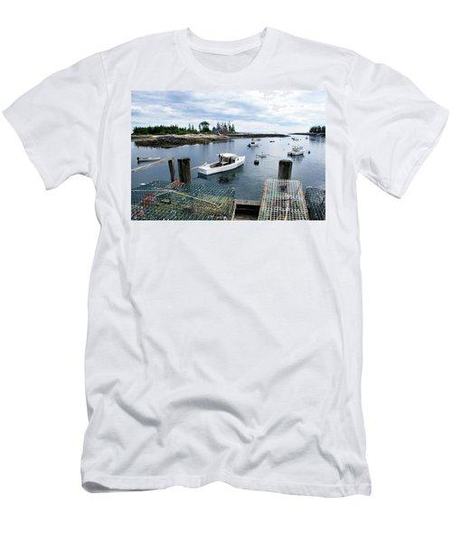 Southport Maine Men's T-Shirt (Slim Fit)