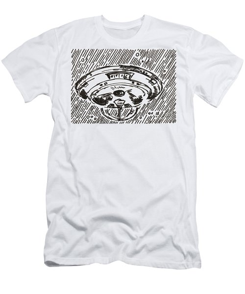 Space 2 2015 - Aceo Men's T-Shirt (Athletic Fit)