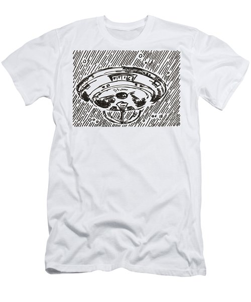 Space 2 2015 - Aceo Men's T-Shirt (Athletic Fit)