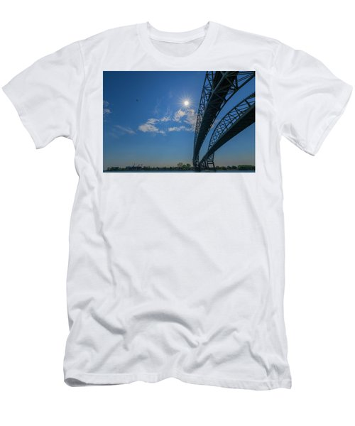 Spacious Skies Men's T-Shirt (Athletic Fit)
