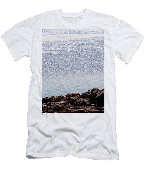 Sparkling Water Men's T-Shirt (Athletic Fit)