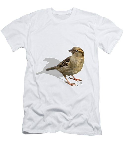 Sparrow Men's T-Shirt (Athletic Fit)
