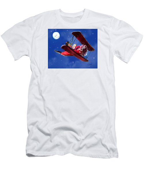 Special Delivery For Grandma Men's T-Shirt (Slim Fit) by Colleen Taylor