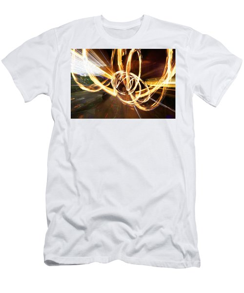 Speed Spin Men's T-Shirt (Athletic Fit)