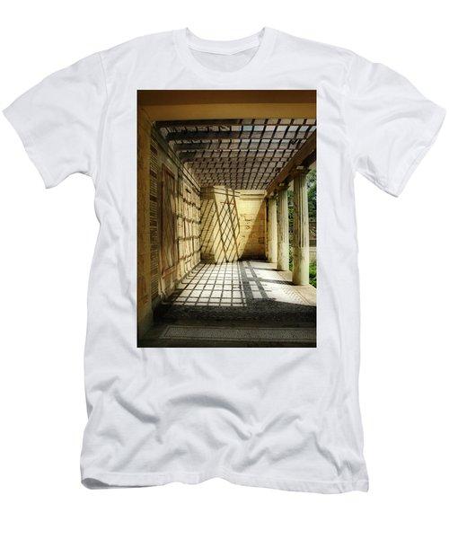 Spider's Den Men's T-Shirt (Athletic Fit)