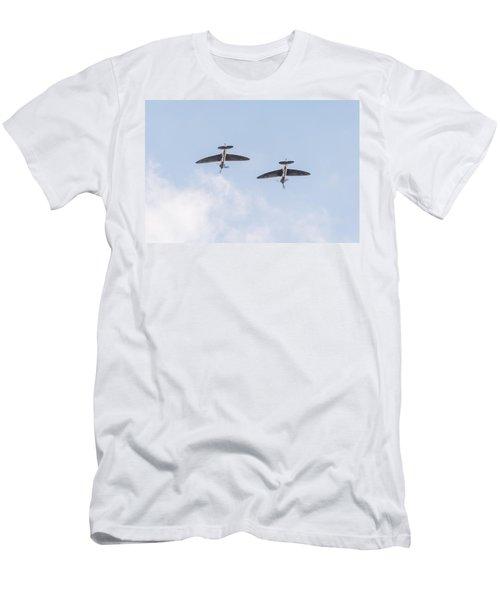 Spitfires Loop Men's T-Shirt (Athletic Fit)