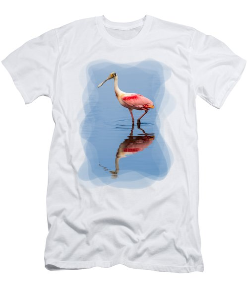 Spoonbill 3 Men's T-Shirt (Athletic Fit)