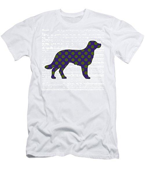 Spot Men's T-Shirt (Slim Fit) by Now