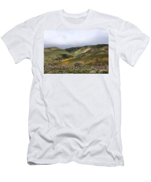 Spring At Door Men's T-Shirt (Athletic Fit)