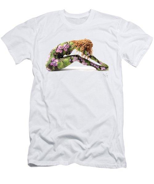 Spring Awakens Sculpture Men's T-Shirt (Athletic Fit)