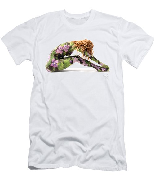Spring Awakens Sculpture Men's T-Shirt (Athletic Fit)