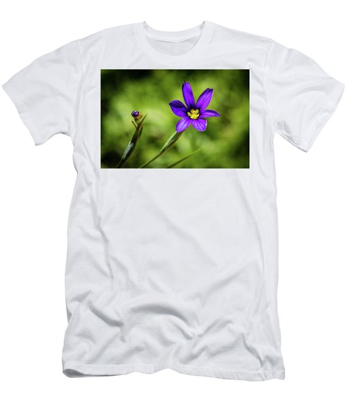 Spring Blooms Men's T-Shirt (Athletic Fit)