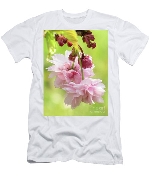 Spring Blossoms #8 Men's T-Shirt (Athletic Fit)