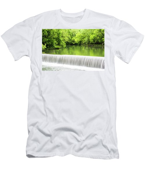 Men's T-Shirt (Slim Fit) featuring the photograph Spring Days In Helena by Parker Cunningham