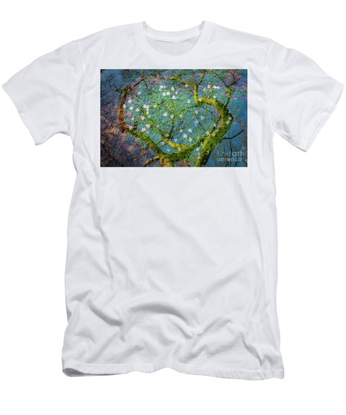 Spring Is In The Air-1 Men's T-Shirt (Athletic Fit)