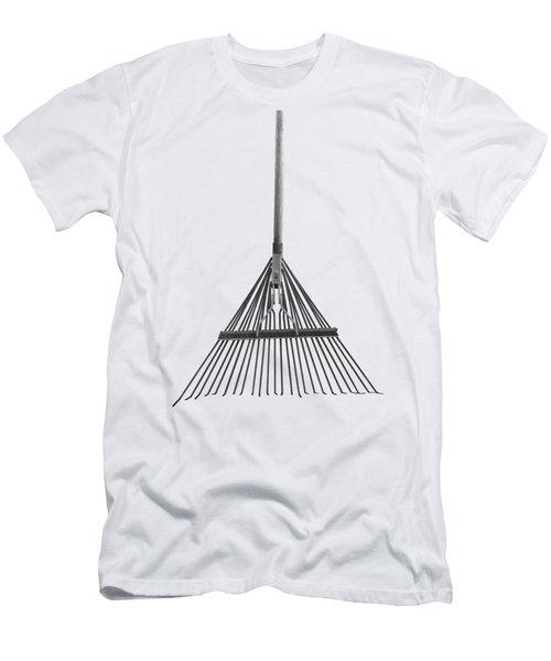 Spring Rake Men's T-Shirt (Athletic Fit)