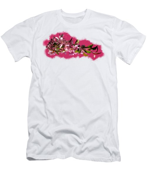 Spring Ribbon Men's T-Shirt (Athletic Fit)
