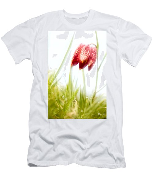 Men's T-Shirt (Slim Fit) featuring the photograph Spring Time Dreams by Dirk Ercken