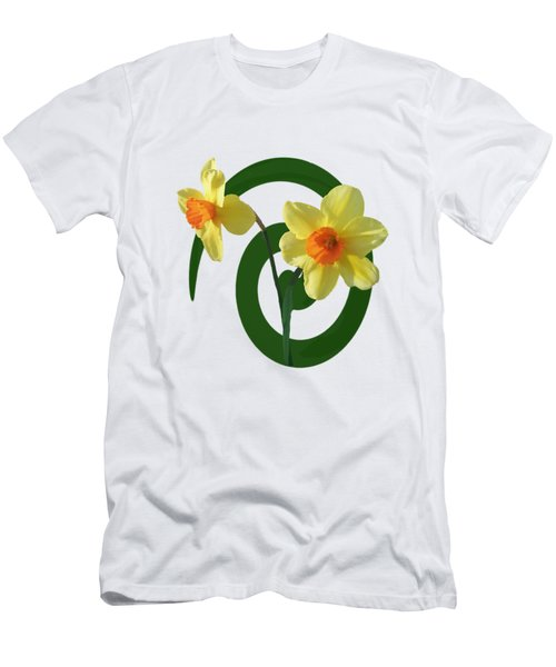 Springtime Tshirt Men's T-Shirt (Athletic Fit)