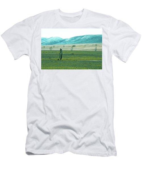 Sprinkler - Eastern Wa Men's T-Shirt (Athletic Fit)