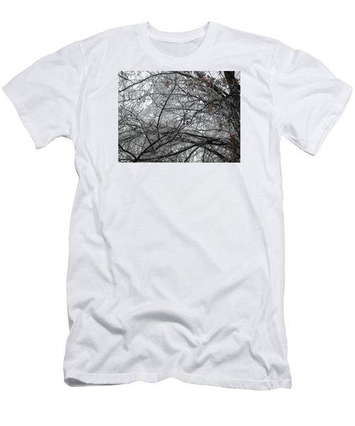 Spun Glass Men's T-Shirt (Athletic Fit)