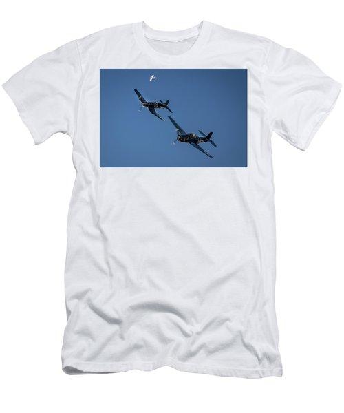 Squadron Men's T-Shirt (Athletic Fit)
