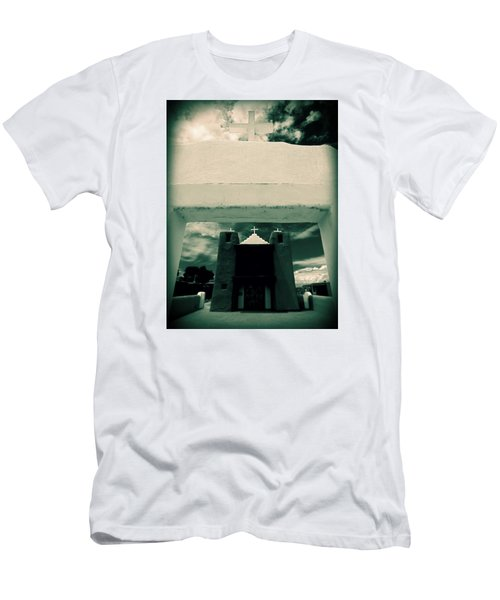 Men's T-Shirt (Athletic Fit) featuring the photograph Channeling Ansel by Michelle Dallocchio