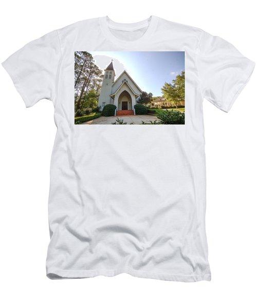 St. James V3 Fairhope Al Men's T-Shirt (Slim Fit) by Michael Thomas