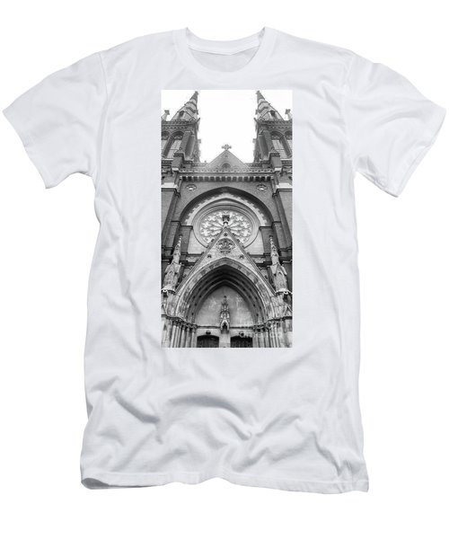 St. John's Cathedral In Helsinki, Finland. Men's T-Shirt (Athletic Fit)