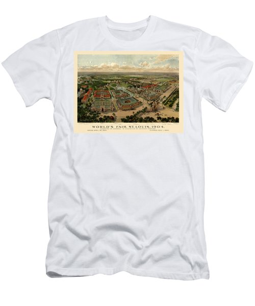 St. Louis Worlds Fair 1904 Men's T-Shirt (Athletic Fit)