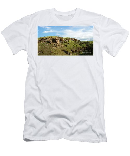 St. Stepanos Church At Sunrise, Armenia Men's T-Shirt (Athletic Fit)