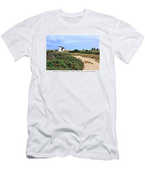 Stage Harbor Path Men's T-Shirt (Athletic Fit)