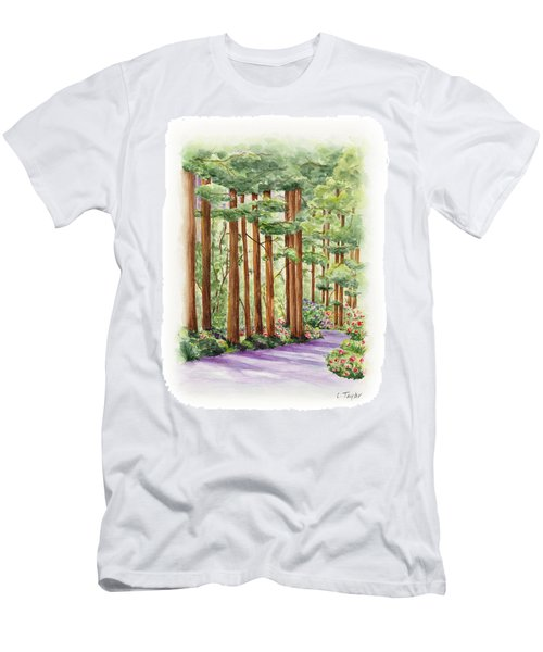 Standing Tall Men's T-Shirt (Athletic Fit)