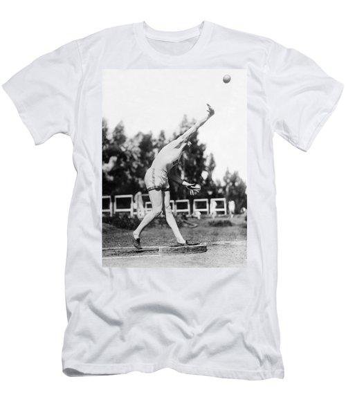 Stanford Field Star Hartranft Men's T-Shirt (Athletic Fit)