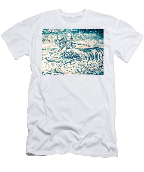 Star Bearer Mermaid Men's T-Shirt (Athletic Fit)