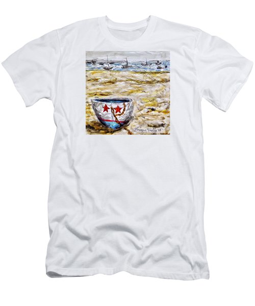 Star Boat Men's T-Shirt (Athletic Fit)