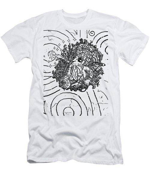 Starman Men's T-Shirt (Athletic Fit)