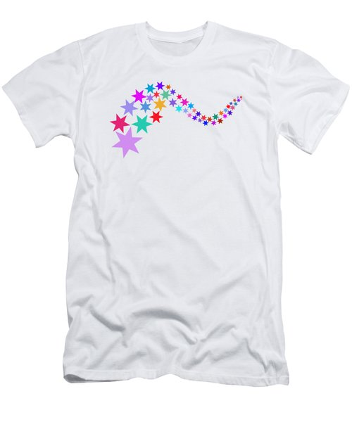 Stars 05 Men's T-Shirt (Slim Fit)
