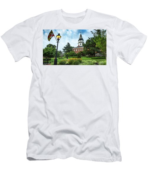 State Capitol Men's T-Shirt (Athletic Fit)
